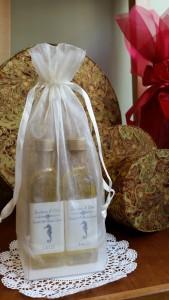 wedding favor 2 bottles