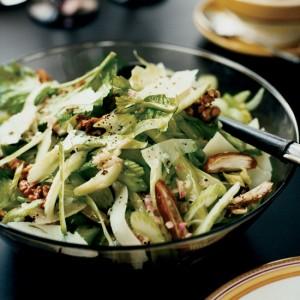 dates pecorino salad